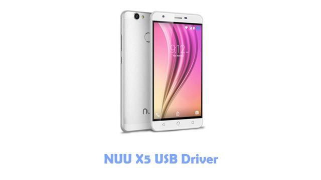 Download NUU X5 USB Driver