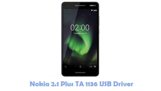 Download Nokia 2.1 Plus TA 1136 USB Driver