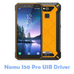 Download Nomu S50 Pro USB Driver