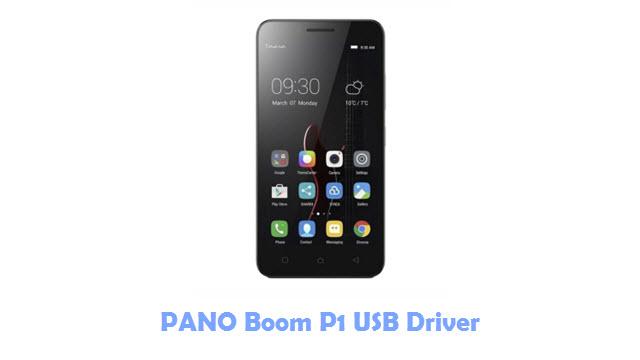 PANO Boom P1 USB Driver