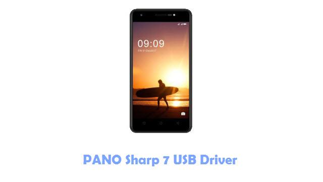 Download PANO Sharp 7 USB Driver