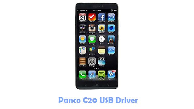 Panco C20 USB Driver