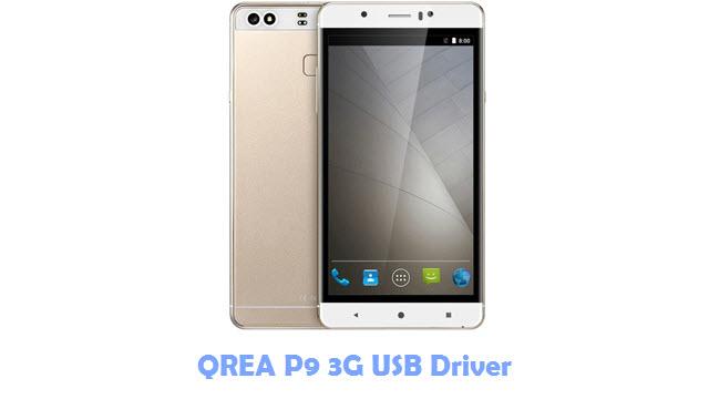 QREA P9 3G USB Driver