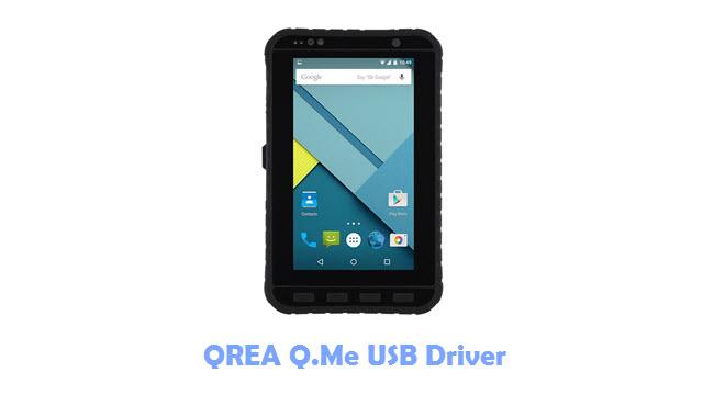 QREA Q.Me USB Driver