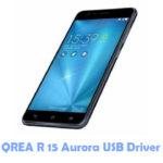 Download QREA R 15 Aurora USB Driver