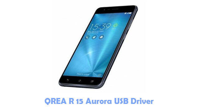 Download QREA R 15 Aurora USB Driver