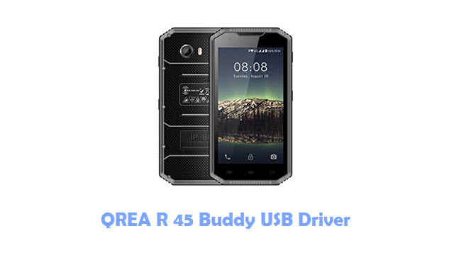QREA R 45 Buddy USB Driver