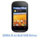 Download QREA R 65 Bull USB Driver