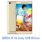 Download QREA R 76 Indy USB Driver