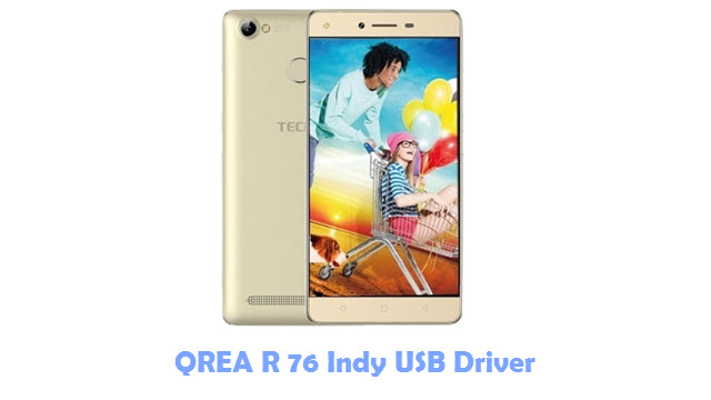 Download QREA R 76 Indy USB Driver