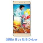 Download QREA R 76 USB Driver