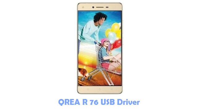 QREA R 76 USB Driver