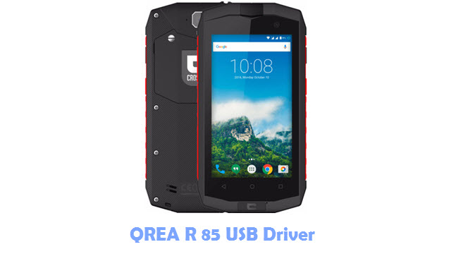 Download QREA R 85 USB Driver
