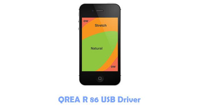 QREA R 86 USB Driver