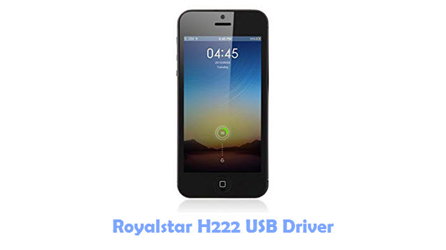 Download Royalstar H222 USB Driver