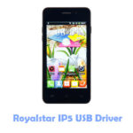 Download Royalstar IP5 USB Driver