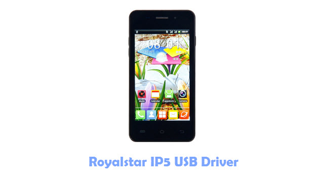 Royalstar IP5 USB Driver