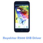 Download Royalstar R500 USB Driver