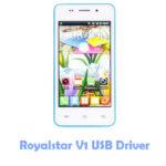 Download Royalstar V1 USB Driver