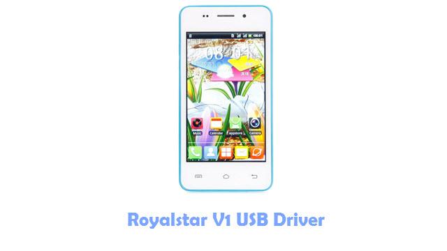 Royalstar V1 USB Driver
