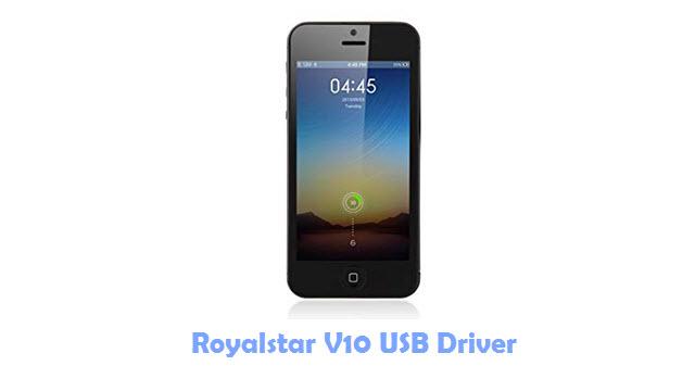 Royalstar V10 USB Driver