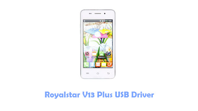 Royalstar V13 Plus USB Driver