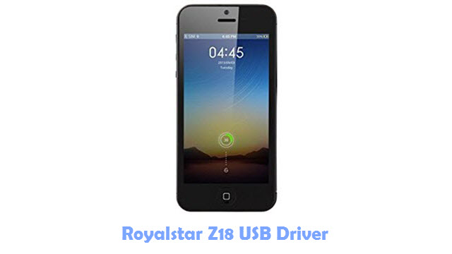 Download Royalstar Z18 USB Driver