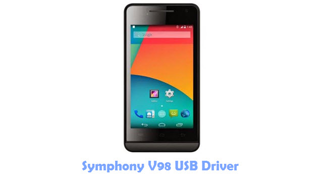 Download Symphony V98 USB Driver