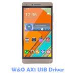 Download W&O AX1 USB Driver