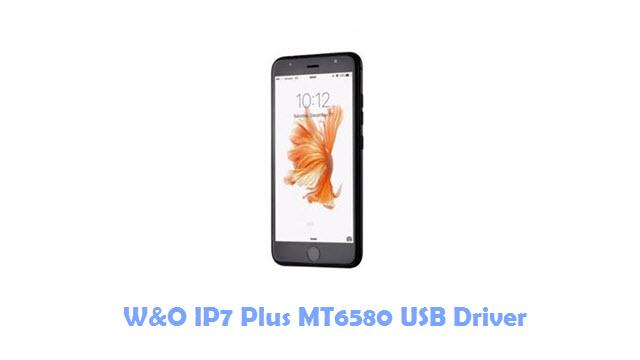 Download W&O IP7 Plus MT6580 USB Driver
