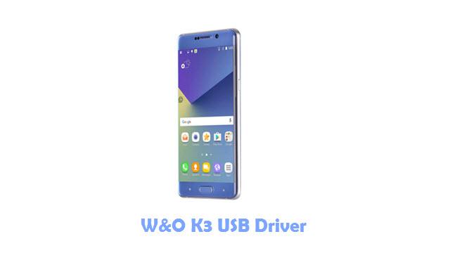Download W&O K3 USB Driver
