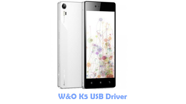 Download W&O K5 USB Driver