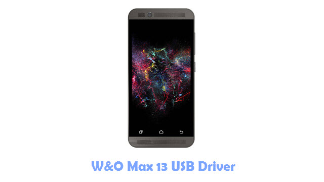 Download W&O Max 13 USB Driver