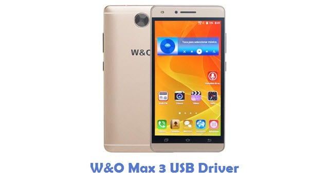 Download W&O Max 3 USB Driver