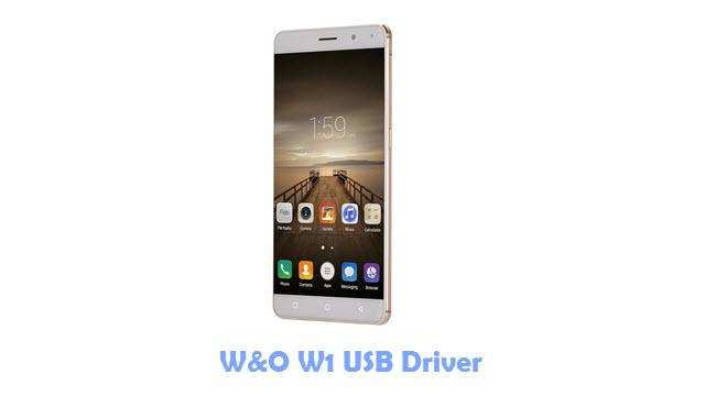 Download W&O W1 USB Driver