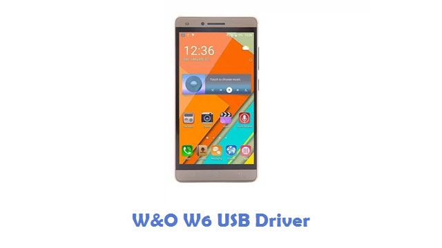 Download W&O W6 USB Driver