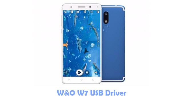 Download W&O W7 USB Driver