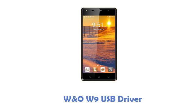 Download W&O W9 USB Driver