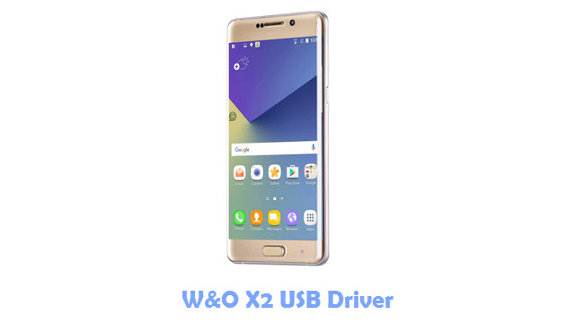Download W&O X2 USB Driver