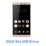 Download W&O X54 USB Driver
