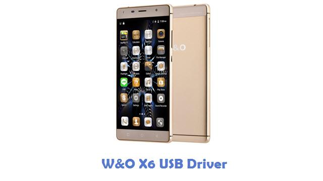 Download W&O X6 USB Driver