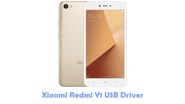 Xiaomi Redmi Y1 USB Driver