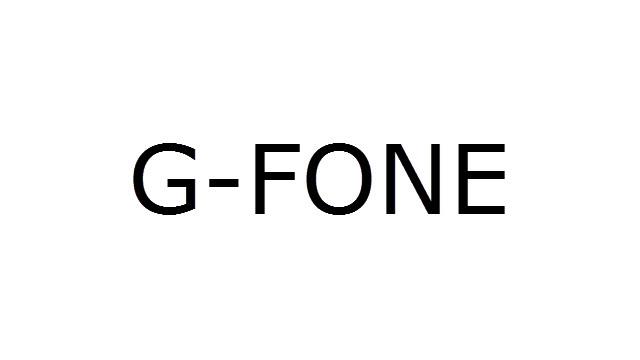 G-Fone USB Drivers