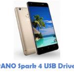 PANO Spark 4 USB Driver