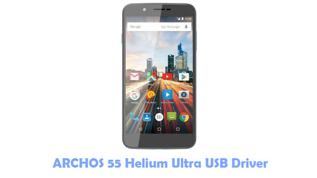 Download ARCHOS 55 Helium Ultra USB Driver