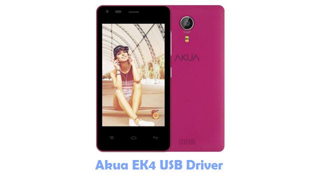 Akua EK4 USB Driver