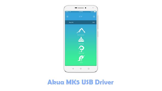 Akua MK5 USB Driver