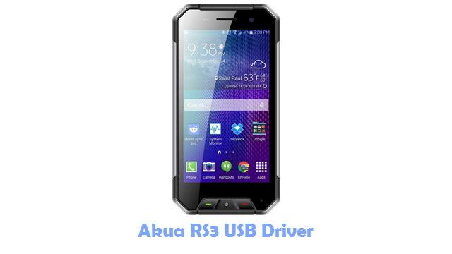 Akua RS3 USB Driver