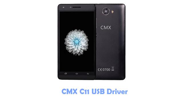 CMX C11 USB Driver