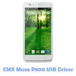 Download CMX Maxx P800 USB Driver